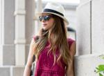 Stílusos kalapok augusztusra