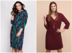 8 őszi ruha plus size nőknek