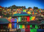 Ilyenek a világ legszínesebb városai