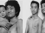 Apa és fia 26 éven keresztül minden évben lefotózta magát - Az utolsó képtől könny szökik a szemedbe