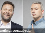 Jön a Ketten az úton 2 - Dombóvári István és Aranyosi Péter közös estje