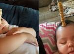 Új őrület hódít a kisgyerekes apukák körében - Az nyer, aki a legtöbb müzlit pakolja a lurkó arcára