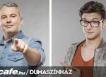 """""""Az se mindegy, hogy jössz be, merre beszélsz"""" - Dombóvári István és Szabó Balázs Máté duplainterjú"""