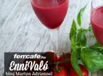 Málnás-paradicsomos gazpacho - A legfinomabb nyári előétel