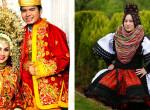 Ilyen ruhát viselnek a menyasszonyok a világ különböző tájain - Nekünk a magyar a kedvencünk