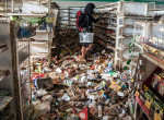 Félelmetes képek a fukusimai szellemvárosból - Így néz ki 5 évvel a katasztrófa után