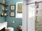 Helyspóroló praktikák kis fürdőszobákba - Kétszer akkorának tűnik majd a tér