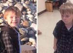 Így néznek ki a gyerekek az első iskolai nap előtt és után - Vicces fotók