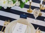 hajós esküvő dekoráció
