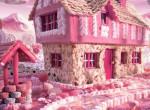 Ez a leggusztább ünnepi édességházikó, amit te is elkészíthetsz - Videó