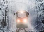 Lenyűgöző téli fotók a Gyermekvasútról - Szinte megszólalnak a képek!