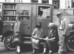 Így jutottak el a könyvek az emberekhez 100 évvel ezelőtt