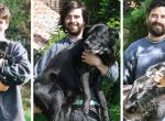 Akkor és most fotókon kutyák és gazdijaik - Megkönnyeztük a képeket