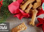Karácsonyi jutalomfalatok - Süti csontok a kiskedvenceknek