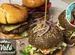 Lisztmentes hamburger húsmentes pogácsával - Diétázók és vegák, ezt ki kell próbálnotok!
