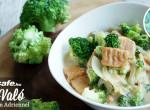 Brokkolis-csirkés gnocchi sütőtökkel - Ezt a tésztát az egész család imádni fogja
