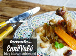 Az én titkos receptem: Mézes-narancsos csirkecomb és hamis krumplipüré