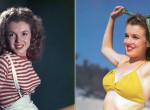 Fotók: ilyen volt Marilyn Monroe, mielőtt szexszimbólum lett - Az a frizura mindent visz!