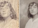 Régi fotók retusálás előtt és után - Elképesztő a különbség