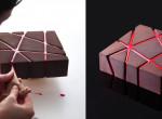 10 minimál dizájnú sütemény, amik olyanok, mint az építészeti alkotások