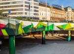 Szürke és piszkos volt, most színes és hívogató - Átváltoztak Budapest közterei!