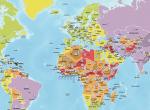 Íme, a világ veszélytérképe! Magyarország abban a zónában van, ahol Egyiptom vagy Törökország