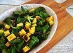 Tökmagolajos-almás saláta: 10 perces csodavacsora