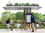 Természetbarát és stílusos wifi-szigetek az utcán - Melyik országban járunk?