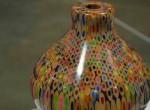 Gyönyörű váza színes ceruzákból  - Azonnal akarsz majd egyet