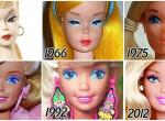 Ritka fotósorozat! Így változott a Barbie baba az elmúlt 58 évben