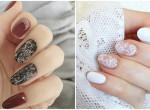 9 csipkés manikűr elegáns nőknek - Feldobja a szürke hétköznapokat