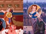 A legelvakultabb rajongók se veszik észre! Fotók bizonyítják, hogy nem tudsz mindent a kedvenc Disney mesédről