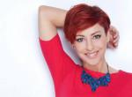 Új hajszínre váltott Erős Antónia - Fotók
