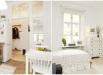 Icipici és otthonos: franciás hangulatú kis lakás 38 négyzetméteren