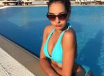 Smink nélküli fotót posztolt magáról Kiszel Tünde lánya, Donatella