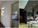 29 négyzetméteres lakásból luxuskégli: még moziszoba is van benne