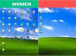 7 őszinte képen a különbség nők és férfiak között - Az utolsó mindent visz