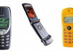 Időutazás: Emlékszel még ezekre a retró mobilokra?
