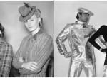 Retro divat: Hihetetlen, milyen ruhadarabokat viseltek a nők