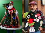 Fotókon a legrondább karácsonyi pulcsik, a negyedik mindent visz