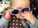 Ahogyan a kislányunk cseperedik, úgy egyre kalandosabb az életünk