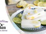 Joghurtos bodzavirág fagyi - Üde nyári édesség