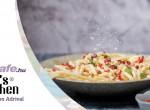 Adri féle carbonara makarónival - Az olaszok imádott pastája