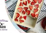 Epres-fehércsokis tiramisu - főzött krém nélkül