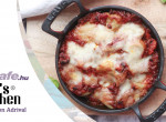 Sütőben sült gnocchi bolognai raguval