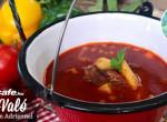 Gulyásleves sertéslapockából – a magyar konyha büszkesége