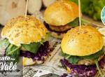 Halburger házi buciban – nem csak ínyenceknek