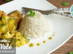 Joghurtos csirkemell filé mentás-mangó szósszal - csak imádni lehet