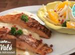 Pasifogó vacsora: lazac steak különleges körettel