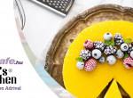 Sütésmentes Mangó-lime joghurt torta - A tökéletes desszert